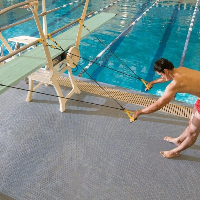 StrechCordz Breaststroke Machine