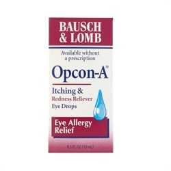 Bausch & Lomb Eye Allergy Relief Drops