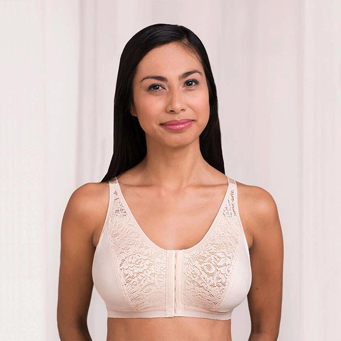 Trulife 327 Charlotte Microfiber Stretch Leisure Mastectomy Bra