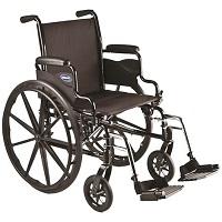 Invacare IVC 9000 SL Lightweight Wheelchair