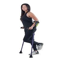 Ergoactives Ergobaum 7G Royal Ergonomic Forearm Crutches For Adult