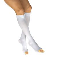 BSN Jobst Anti-EM/GP Knee High Seamless Anti-Embolism Elastic Stockings