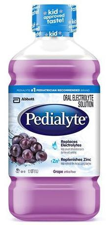 Abbott Pedialyte Liquid Ready-To-Use Electrolyte Solution