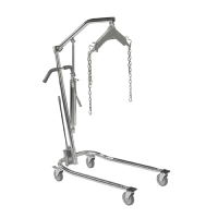 Buy Drive Hydraulic Deluxe Silver Vein Patient Lift