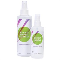 Cardinal Health No-Rinse Perineal Cleanser
