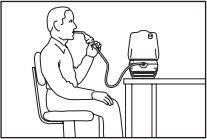 How to use SideStream nebulizer
