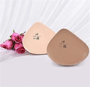 ABC 10250 Flowable Back Classic Asymmetric Breast Form