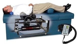 Using Armedica Quantum 400 Intersegmental Traction Table for Pain Relief