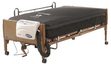 Shop Invacare MicroAIR Therapeutic Support Mattress Replacement