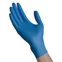 AMBITEX Nitrile Powder Free Examination Gloves