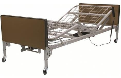 Graham-Field Lumex Patriot Full-Electric Hospital Bed