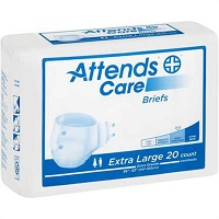 Attends Care Adult Briefs