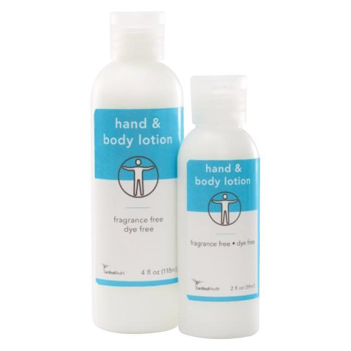 Cardinal Health Hand And Body Lotion