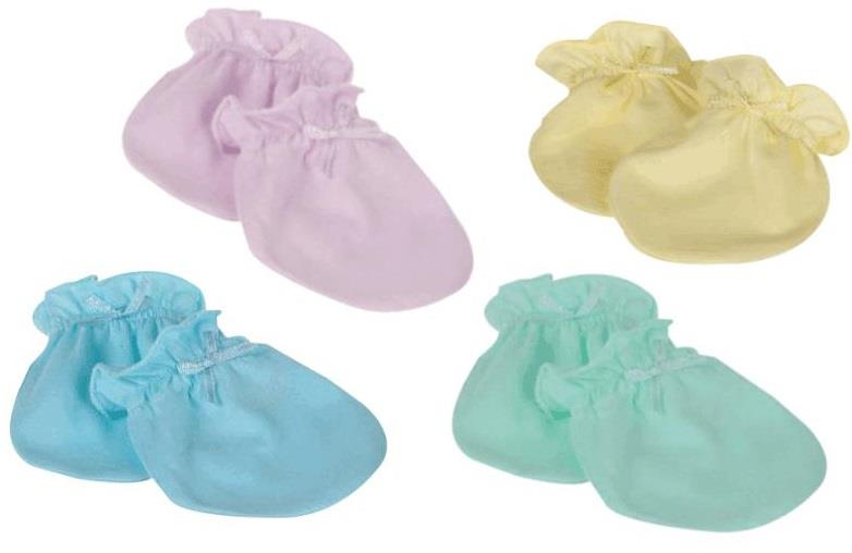Medline Infant Mittens