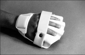 Rolyan Hand-Based Anti-Spasticity Ball Splint
