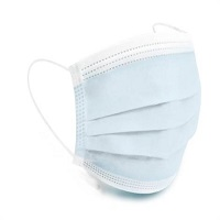 Cypress Earloops Procedure Face Mask