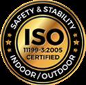 ISO Certified Upright Walker