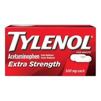 Tylenol Extra Strength Pain Reliever Caplet