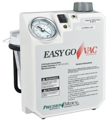 Precision Medical EasyVac Aspirator
