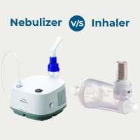 Nebulizer Or Inhaler: Choose What's Right For You