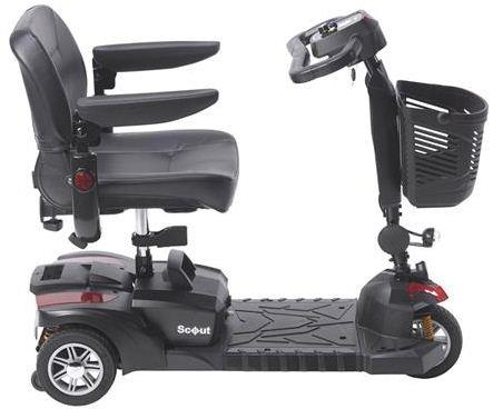 Drive Scout DST 3-Wheel Scooter