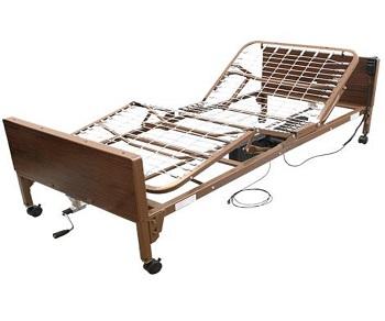 Medline Basic Lightweight Homecare Bed