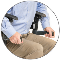 Sit-to-Stand Handles