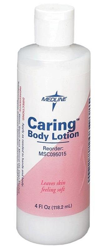 Medline Caring Body Lotion