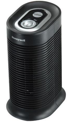 Honeywell HEPA Compact Tower Allergen Remover