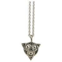 Quantum Celtic Diffuser Necklace