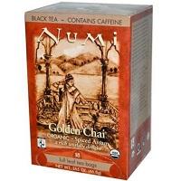 Numi Golden Chai Black Tea