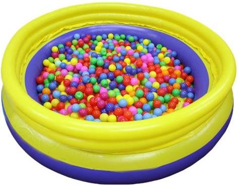 Sensory Development Cushion Soft Ball Pit Balls