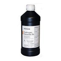 McKesson Hydrogen Peroxide Solution