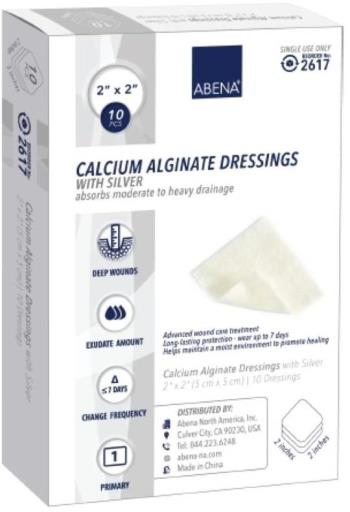 Using Silver Alginate Dressing for Wound Care | HPFY