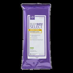 Medline ReadyBath SELECT Medium Weight Cleansing Washcloths