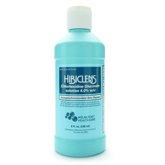 Molnlycke Hibiclens Antiseptic Antimicrobial Skin Cleanser