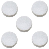 Omron Replacement Felt Filters For Omron Compressor Nebulizer Systems