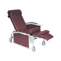 Invacare Deluxe Three Position Adult Recliner