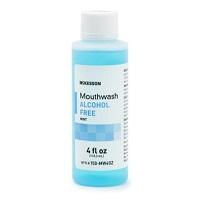 McKesson Mouthwash with Mint Flavor