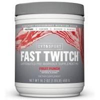 Cytosport Fast Twitch Dietary Supplement