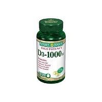 Natures Bounty Vitamin D Supplement