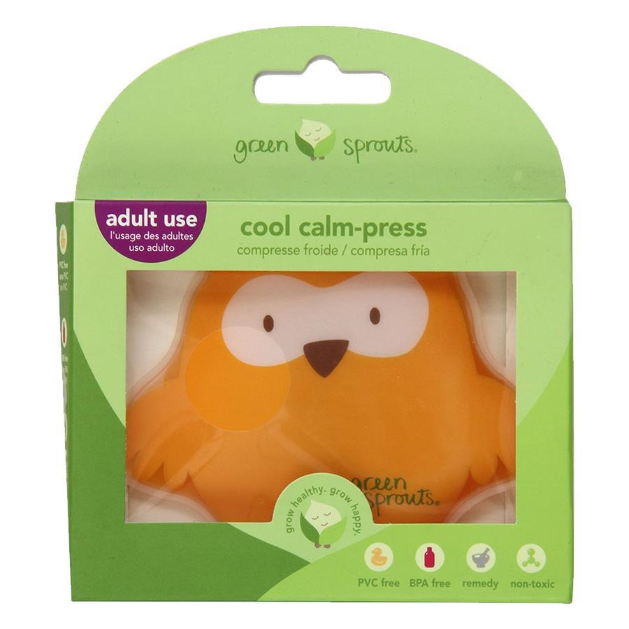 Green Sprouts Cool Calm-Press For Kid