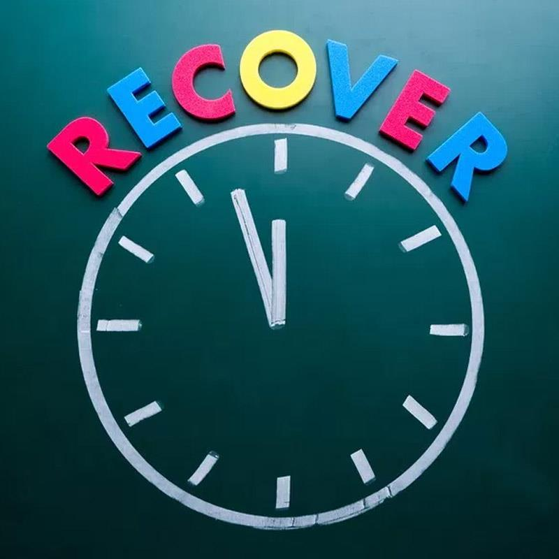 Faster and Long Lasting Recovery