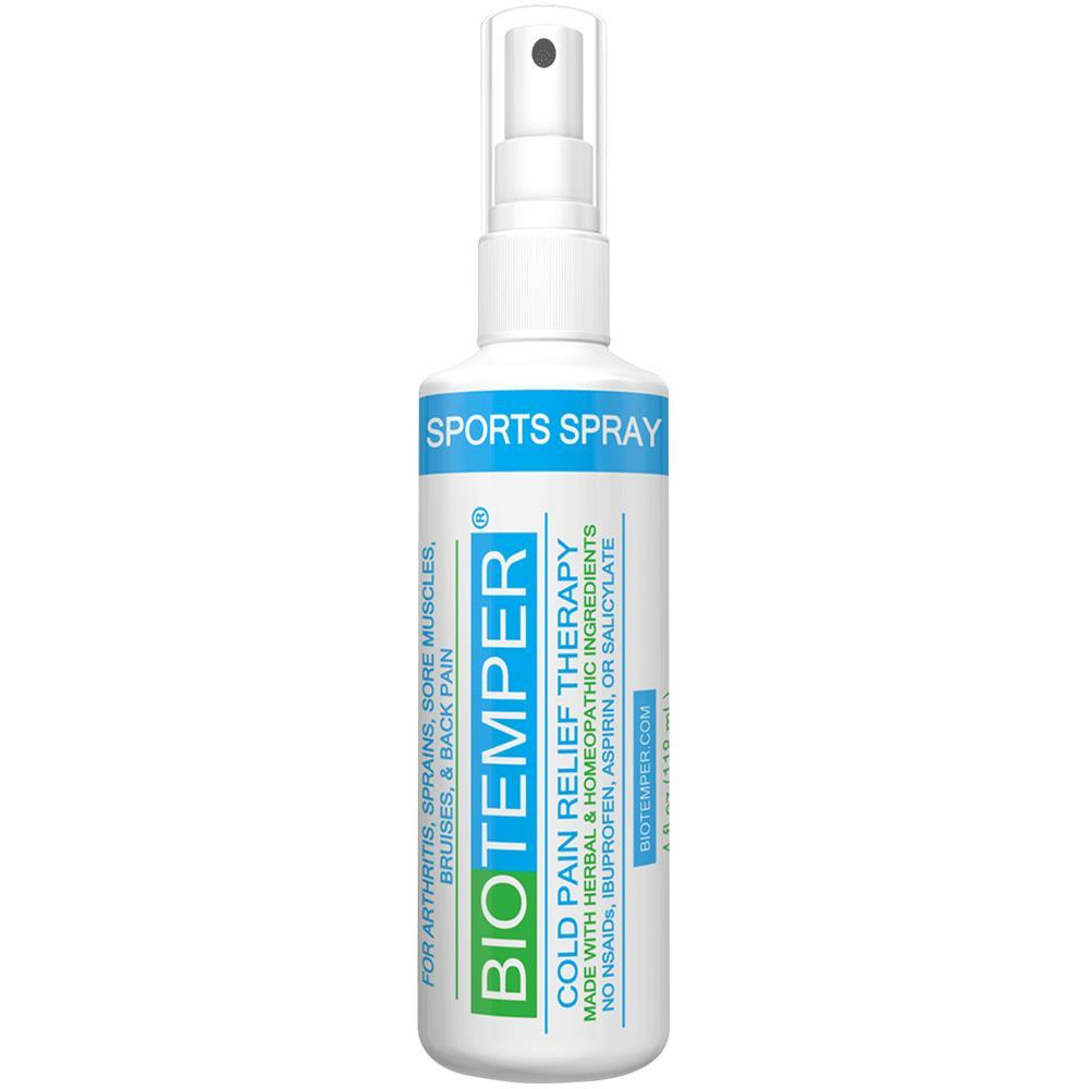 BioTemper Pain Relief Spray