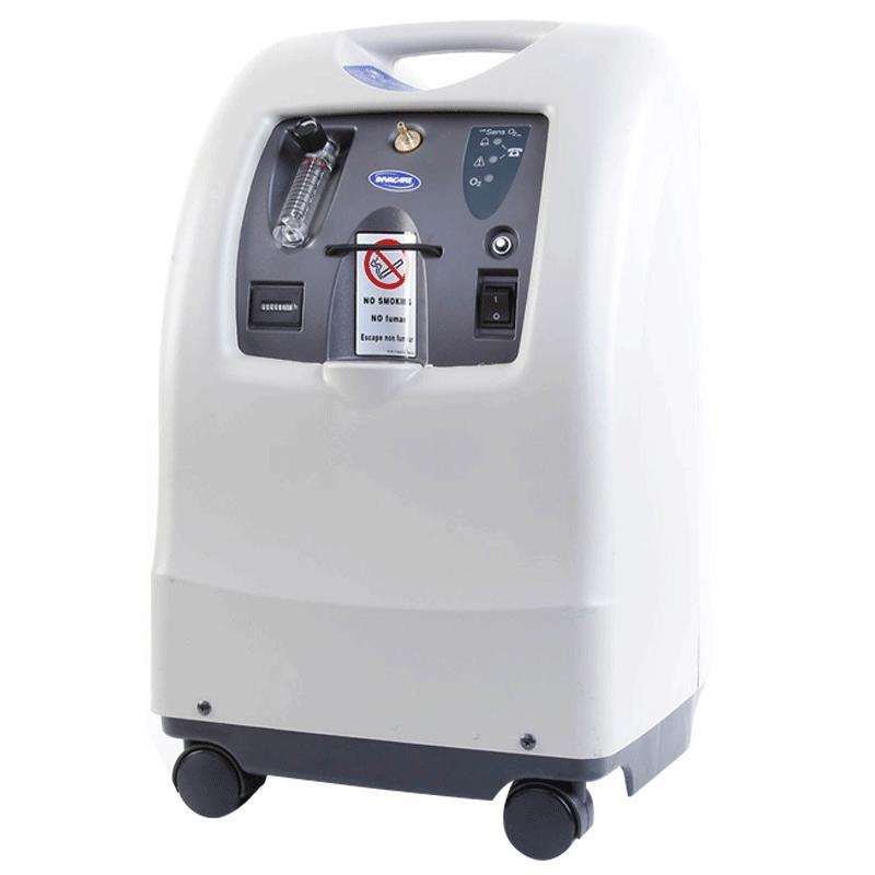 Invacare Perfecto2 V Five Liter Oxygen Concentrator With SensO2 Oxygen Sensor​