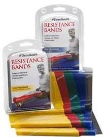 TheraBand Professional Resistance Bands
