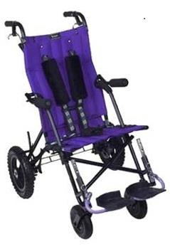 Convaid Cruiser Scout Multi Terrain Standard Pediatric Wheelchair