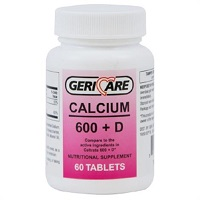 Mckesson Geri-Care Joint Health Supplement Strength Tablet