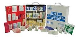 Complete Medical 100-150 Person First Aid Emergency Kit
