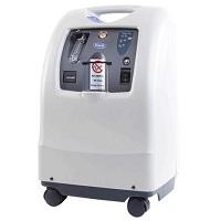 Invacare Perfecto2 V Five Liter Oxygen Concentrator With SensO2 Oxygen Sensor